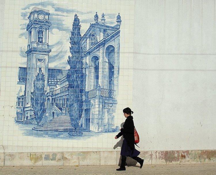 Estudante em Coimbra