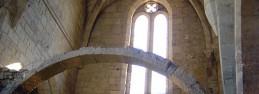 Foto de arco do Mosteiro